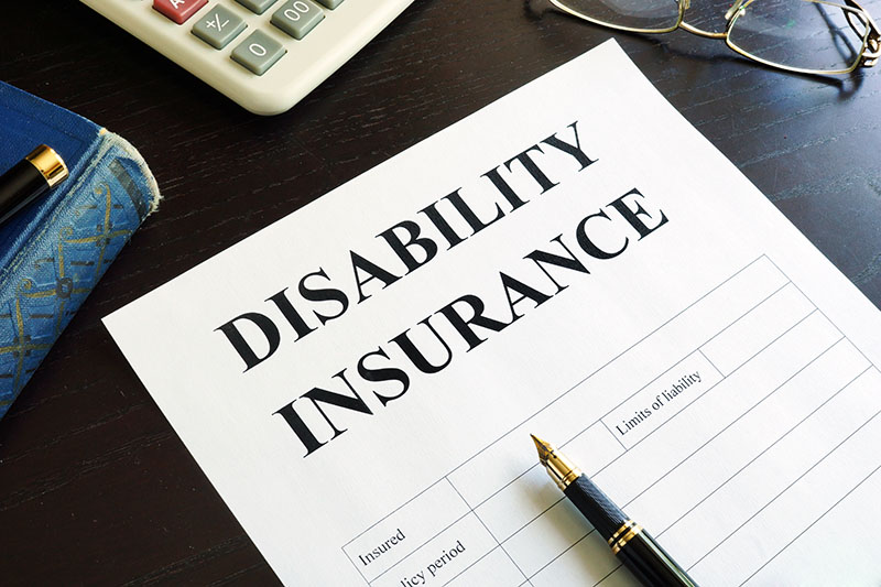 Disability Insurance Terminology
